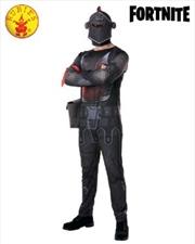 Adult Black Knight Costume - L