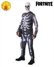 Skull Trooper Adult Costume - L