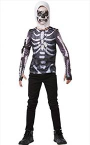 Skull Trooper Top Tween - L
