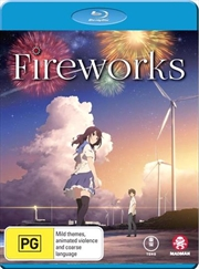 Fireworks - Should We See It From The Side Or The Bottom | Blu-ray