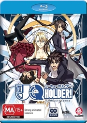 Uq Holder | Complete Series | Blu-ray