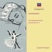 Tchaikovsky - Sleeping Beauty / Symphony No. 4 | CD