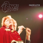 Cracked Actor | CD