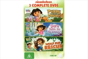 Nickelodeon Rescue Collection Box Set | DVD