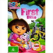 Dora The Explorer - First Bike