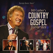 Bill Gaither's Country Gospel Favorites | CD