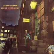 Rise & Fall Of Ziggy Stardust & The Spider From Ma   CD