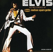 Elvis - As Recorded At Madison Square Garden | CD
