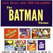 Let's Dance With The Villains - The Batman Theme | CD