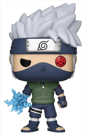 Naruto - Kakashi (Lightning Blade) US Exclusive Pop! Vinyl [RS]