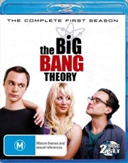 Big Bang Theory - Season 1, The | Blu-ray