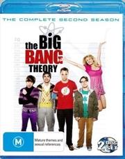 Big Bang Theory - Season 2, The