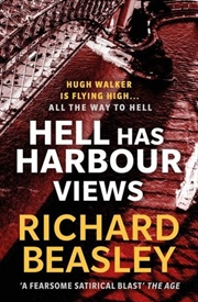 Hell Has Harbour Views | Paperback Book