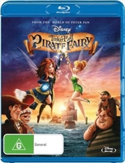 Tinkerbell And The Pirate Fair | Blu-ray