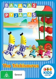 Bananas In Pyjamas - The Trickisaurus | DVD
