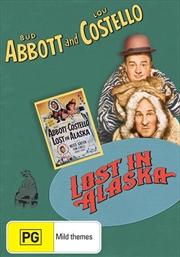 Lost In Alaska | DVD