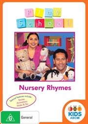 Play School - Nursery Rhymes | DVD