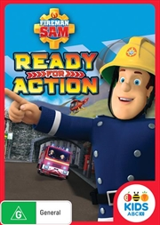 Fireman Sam - Ready For Action | DVD