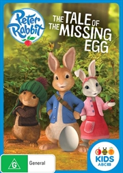Peter Rabbit - The Tale Of The Missing Egg