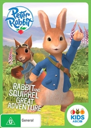 Peter Rabbit - Rabbit And Squirrel Great Adventure
