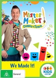 Mister Maker - We Made It!