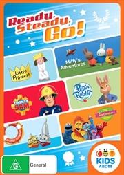 ABC Kids - Ready, Steady, Go!