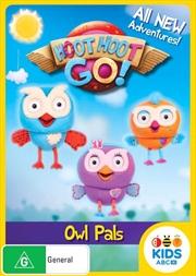 Hoot Hoot Go - Owl Pals