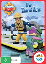 Fireman Sam - On Thin Ice | DVD