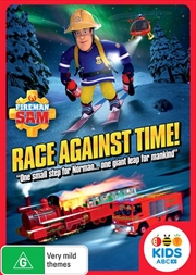 Fireman Sam - Race Against Time | DVD