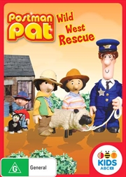 Postman Pat - Wild West Rescue