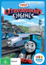 Thomas and Friends - Extraordinary Engines