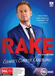 Rake - Series 1-5 | Boxset