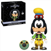 Kingdom Hearts 3 - Goofy 5-Star Vinyl Figure