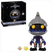 Kingdom Hearts 3 - Soldier Heartless 5-Star Vinyl Figure