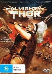 AlMighty Thor - The Legend is Born