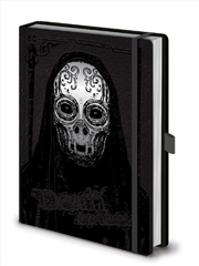 Harry Potter - Death Eater A5 Premium Notebook | Merchandise