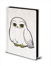 Harry Potter - Hedwig A5 Premium Notebook