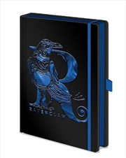 Harry Potter - Ravenclaw Foil A5 Premium Notebook