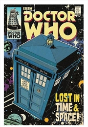 Doctor Who - Lost In Time And Space Poster | Merchandise