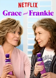 Grace And Frankie - Season 3 | DVD