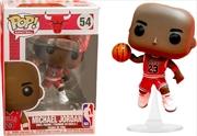 NBA: Bulls - Michael Jordan Pop! Vinyl | Pop Vinyl