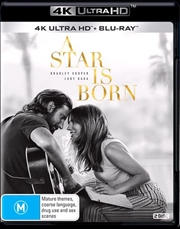 A Star Is Born | Blu-ray + UHD