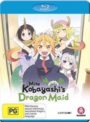 Miss Kobayashi's Dragon Maid | Blu-ray + DVD - Complete Series