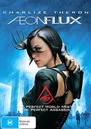 Aeon Flux | DVD