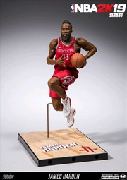NBA - 2K series 01 James Harden Action Figure