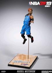 NBA - 2K series 01 Russel Westbrook Action Figure