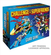 DC Comics - Challenge of the Superfriends Card Game | Merchandise