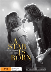 A Star Is Born - (SANITY EXCLUSIVE) | DVD