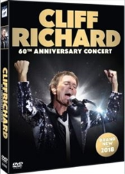 Cliff Richard 60th Anniversary | DVD