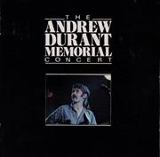 Andrew Durant Memorial Concert